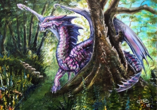 <h5>Forest dragon</h5><p>                                                                                                      </p>