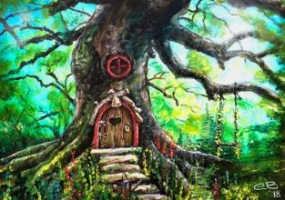 <h5>Fairy Door</h5><p>                                                                                                      </p>